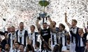 Juventus consiguió su sexto scudetto consecutivo y ahora va por el Real Madrid