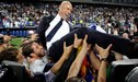 Real Madrid campeón: Zidane tocó el cielo al ganar el título de la Liga Santander [VIDEO]
