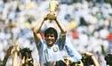 Diego Armando Maradona: un día como hoy ganó el Mundial de México 86 [VIDEO]