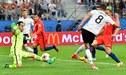 Chile vs. Alemania: Leon Goretzka y el increíble gol que falló para los 'teutones' [VIDEO]