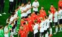 Chile, el equipo que nunca se rinde, a pesar de remar contra la corriente