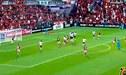 Flamengo: Paolo Guerrero metió un GOLAZO de tiro libre ante Sao Paulo de Christian Cueva [VIDEO]