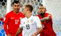 Copa Confederaciones: Arturo Vidal reveló lo que le dijo a Joshua Kimmich [VIDEO]