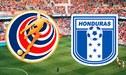 VER Costa Rica vs. Honduras EN VIVO ONLINE SKY: Copa Oro 2017 [Guía de canales]