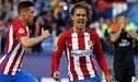 Atlético Madrid: Antoine Griezmann sorprendió con 'horroroso' look en pretemporada [FOTOS]