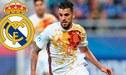Real Madrid oficializó el fichaje del volante Dani Ceballos [VIDEO]