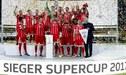 Bayern Múnich conquistó su sexta Supercopa de Alemania