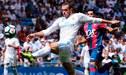 Real Madrid sin Ronaldo igualó en casa 1-1 ante Levante por la Liga española [VIDEO]