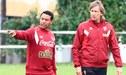"""Nolberto Solano sobre Claudio Pizarro: """"Felicitarlo, pero estamos enfocados en la lista que ya se mandó"""""""