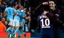 El Manchester City y PSG lideran la lista de ganancias en la Champions League