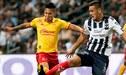 Morelia con Raúl Ruidíaz cayó 1-0 ante Monterrey en primera semifinal de la Liguilla [VIDEO]