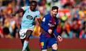 Barcelona empató 2-2 ante Celta y sigue dando ventaja en la Liga española [VIDEO]