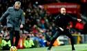 Manchester United: José Mourinho le dio con todo a Josep Guardiola debido a la pelea en el Old Trafford