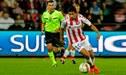 Edison Flores y su golazo con el Aalborg que fue elegido el mejor de diciembre [VIDEO]