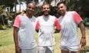 Sport Boys: Damián Ímodes, González Vigil y Maximiliano Velasco se reencontraron en el equipo rosado
