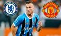 Manchester United y Chelsea buscan atrasar a Barcelona con Arthur
