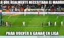 Real Madrid vs. Valencia: Cristiano Ronaldo víctima de memes a pesar de doblete [FOTOS]