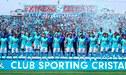 Sporting Cristal: 'Día de la Raza Celeste' tuvo como más ovacionado a Carlos Lobatón [VIDEO]