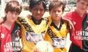 Lionel Messi y su paso por Lima jugando de niño la Copa de la Amistad