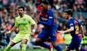 Barcelona: Yerry Mina sería titular ante Girona por lesión de Gerard Piqué