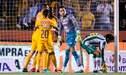 Tigres goleó 4-1 a León por la Liga MX [Resumen y goles]