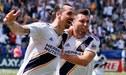 Zlatan Ibrahimovic es elegido el mejor jugador de la semana en la MLS