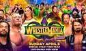 WWE: Conoce cuántos peruanos tienen nombres relacionados a la empresa de lucha libre y a WrestleMania