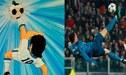 Real Madrid: Hinchas comparan a Cristiano Ronaldo con Oliver Atom por la 'chalaca' ante Juventus [VIDEO]