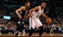 Los Celtics derrotaron a Los Bucks en partido de los cuartos de final de los Play Offs dela NBA