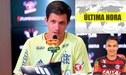 Paolo Guerrero: Entrenador de Flamengo le dará titularidad ante Inter de Porto Alegre