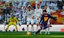 Barcelona favorito para vencer al Real Madrid según las casas de apuesta