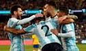 Argentina enfrentará a Haití como partido de despedida antes de partir al Mundial Rusia 2018