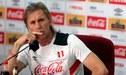 Selección Peruana ya entregó lista preliminar a la FIFA