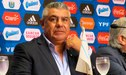 """""""Chiqui"""" Tapia tomará esta decisión con Sampaoli en caso Argentina no llegue a octavos en el Mundial"""