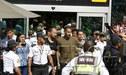 ¡Apoyo total! Cientos de hinchas reciberon a Paolo Guerrero en el Aeropuerto [FOTOS/VIDEO]
