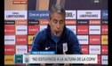 """Pablo Bengoechea tras derrota: """"No estuvimos a la altura de la Copa Libertadores"""" [VIDEO]"""