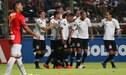 Corinthians goleó 7-2 a Deportivo Lara y clasificó a octavos de final de la Copa Libertadores