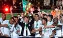 ¡Sorpresa! Frankfurtc campeón de la Copa Alemana tras vencer 3-1 a Bayern Munich [RESUMEN Y GOLES]