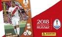 Rusia 2018: Panini lanza este lunes las Trading Cards del Mundial