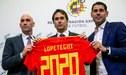 Rusia 2018: España renueva el contrato de Lopetegui por dos años más