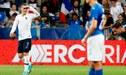 Leonardo Bonucci marcó el descuento ante Francia por amistoso [VIDEO]