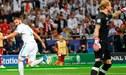 """Karim Benzema: """"No, yo no creo que mi gol al Liverpool sea suerte"""" [VIDEO]"""