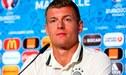 """Toni Kroos: """"Estoy convencido que Sergio Ramos no quiso lesionar a Karius"""""""