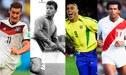 La tabla histórica de goleadores de los Mundiales con Téofilo Cubillas en el Top 10