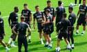 Selección Peruana cumplió tercer día de entrenamiento en Moscú [FOTOS]
