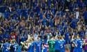 ¡Increíble! El 99,6% de población en Islandia vio su empate ante Argentina