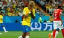 """Neymar es criticado en Brasil tras el empate ante Suiza: """"Es un egoísta"""""""