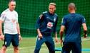 Neymar no concluyó entrenamiento con Brasil y preocupa su presencia frente a Costa Rica [FOTOS]