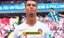 Portugal vs. Marruecos: Hinchas le gritaban 'Messi' a Cristiano Ronaldo para desconcentrarlo [VIDEO]