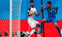 Brasil vs Costa Rica: Gabriel Jesús anotó un golazo pero fue anulado por offside [VIDEO]